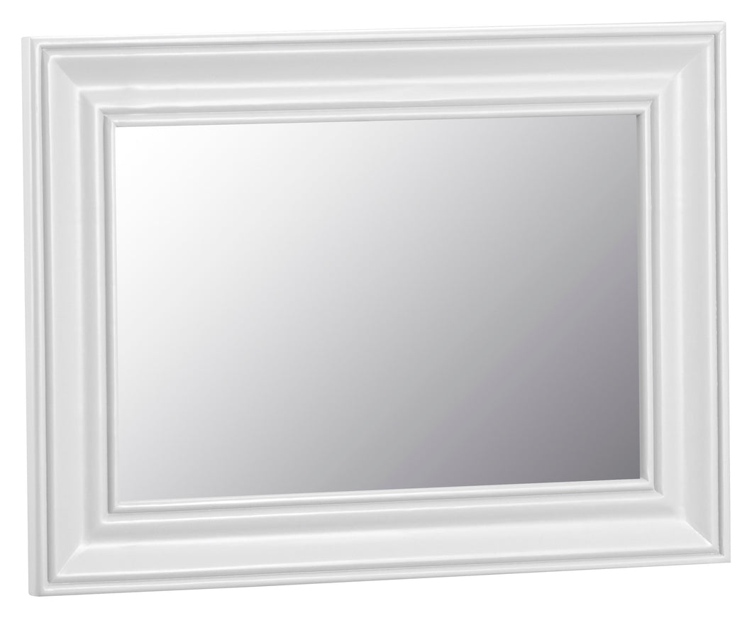 Malvern Wall Mirror White