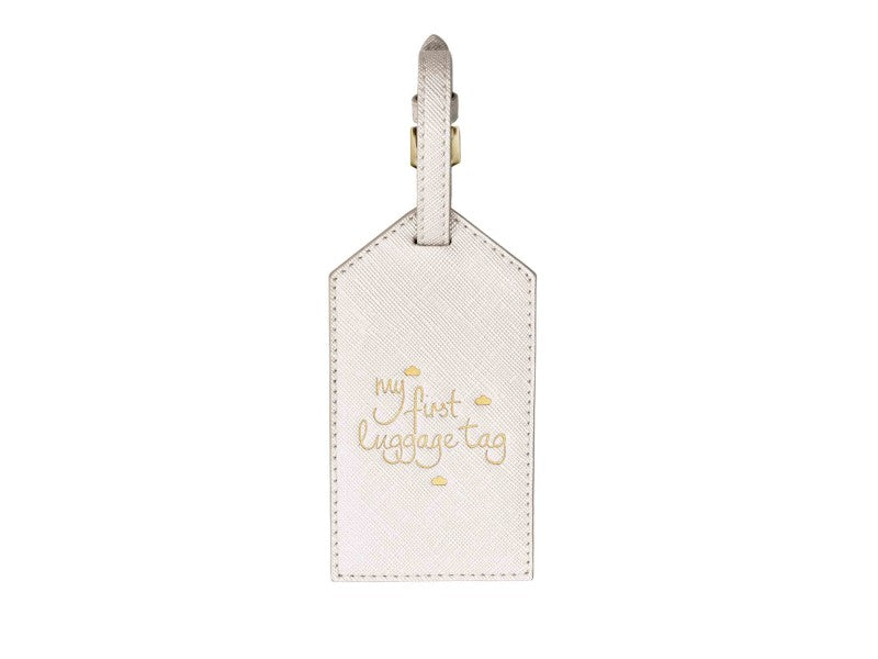 Baby Luggage Tag - My First...