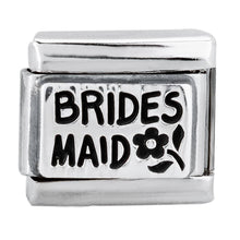 Load image into Gallery viewer, Nomination Oxidised Bridesmaid Charm