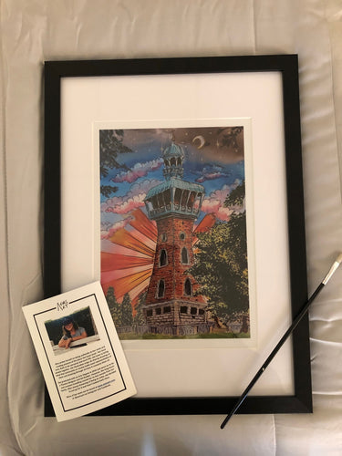 Carillon Limited Edition Picture
