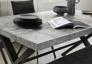 Union Large Dining Table Stone