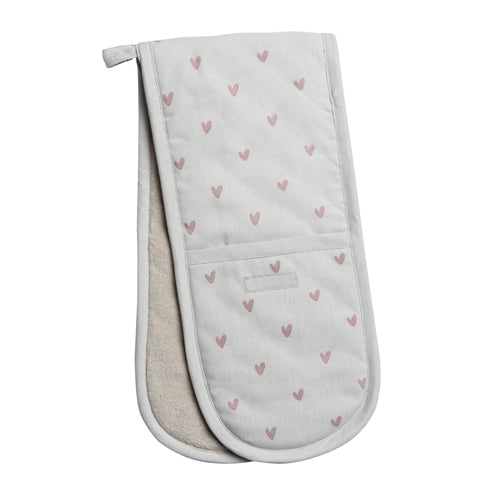 Sophie Allport Kitchen Double Oven Glove - Hearts