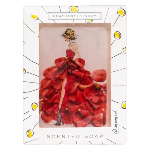 #SomeFlowerGirls Glycerin Scented Soap by Heathcote & Ivory