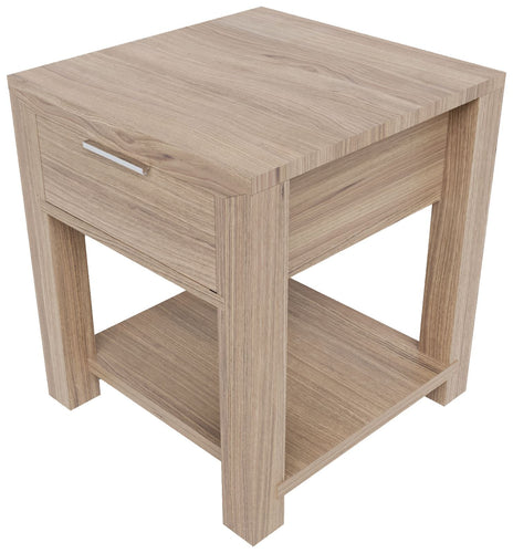 Atol Lamp Table With Drawer