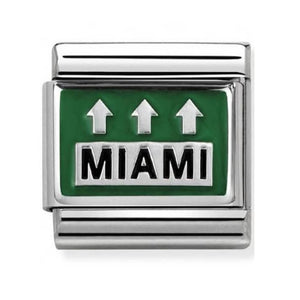 Nomination Miami Freeway Charm
