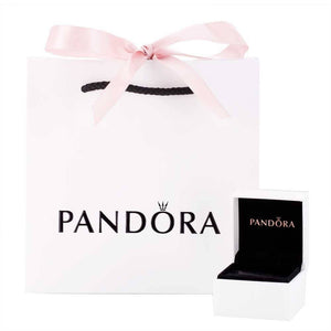 Pandora Cupid and You Heart Dangle Charm