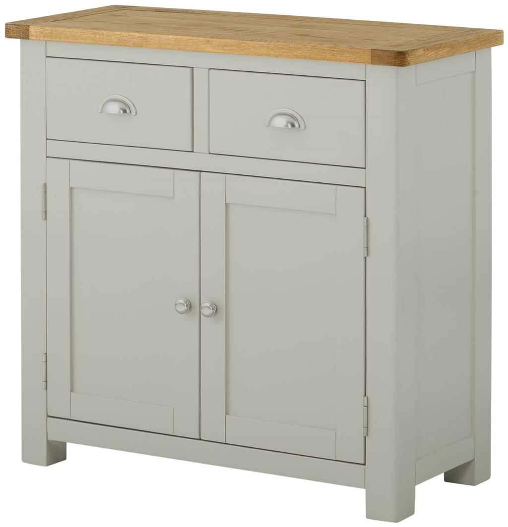 Cottage Small Sideboard Stone - Tylers Department Store