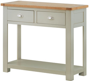 Cottage Large Console Stoneish - Tylers Department Store