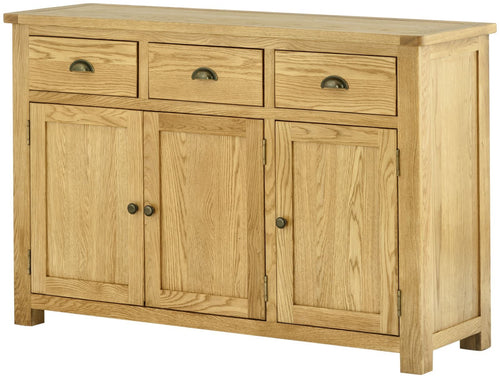 Cottage Large Sideboard Oak