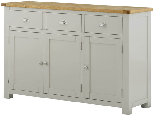 Cottage Large Sideboard Stone