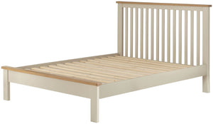 Cottage 4FT 6 Double Bed Cream