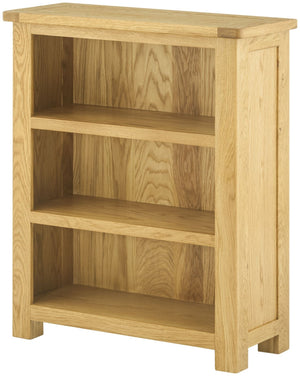 Cottage Small Bookcase Oak
