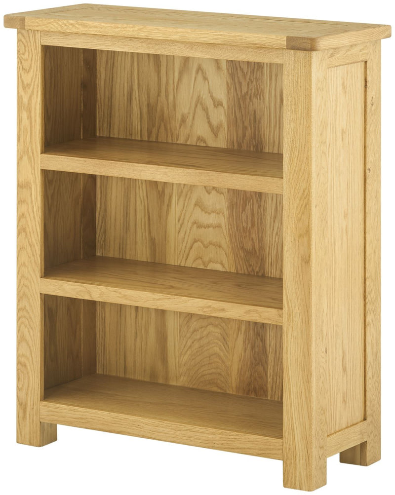 Cottage Small Bookcase Oak - Tylers Department Store