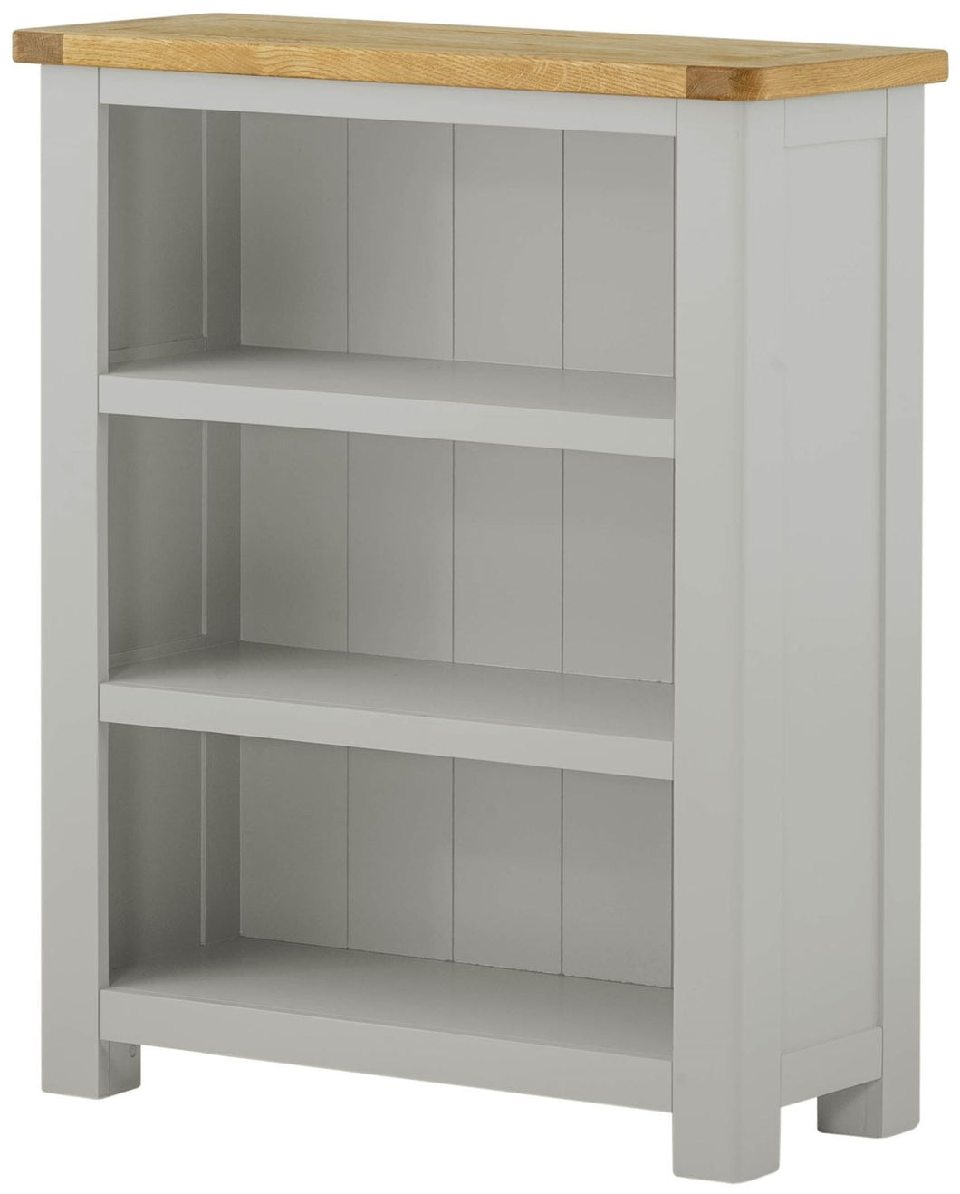 Cottage Small Bookcase Stone