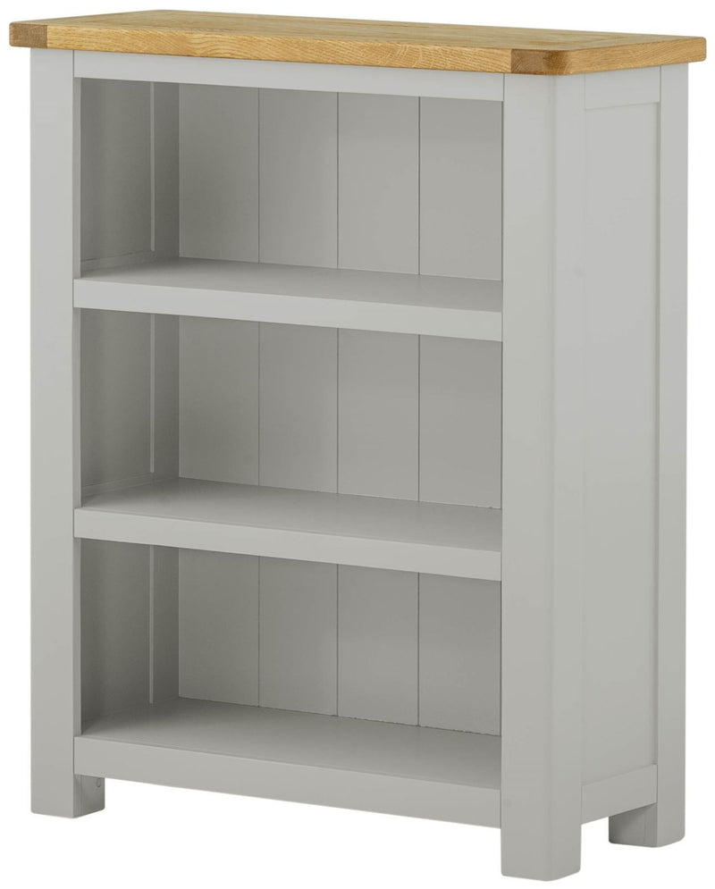 Cottage Small Bookcase Stone - Tylers Department Store