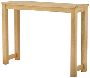 Cottage Breakfast Bar Oak
