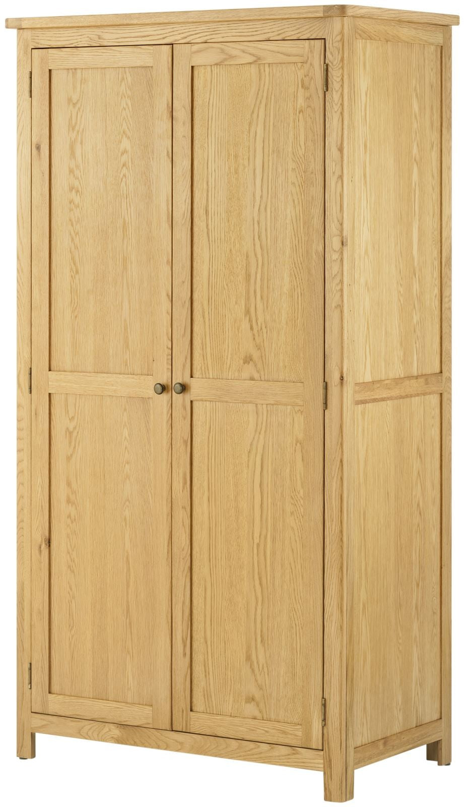 Cottage Ladies Wardrobe Oak