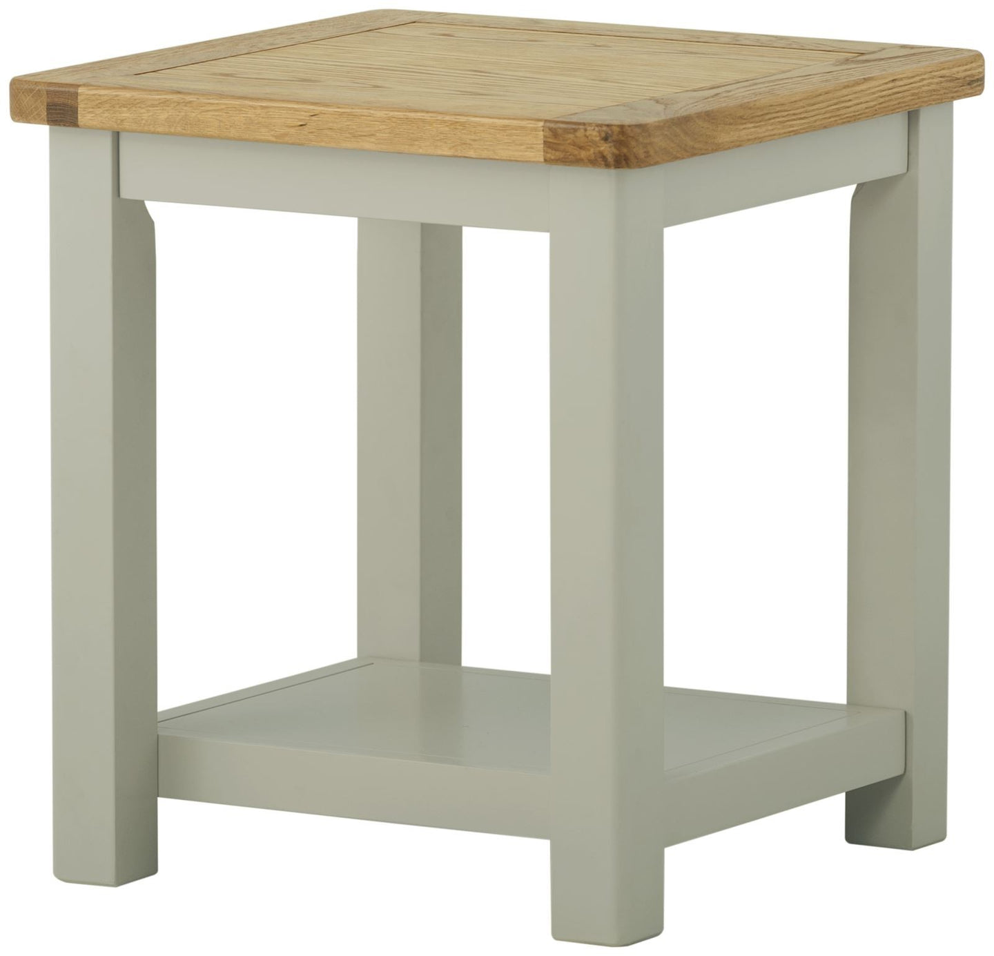 Cottage Lamp Table Stone