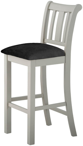 Cottage Bar Stool Stone