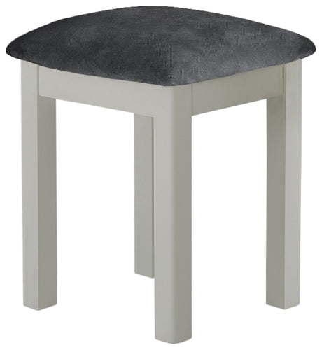 Cottage Dressing Stool Stone
