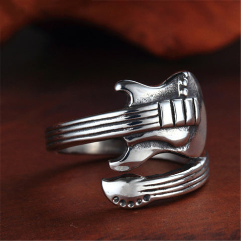 Adjustable Guitar Ring