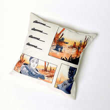 Theme Illustration Cushion