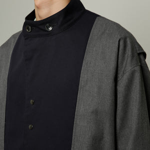 Bicolor Jacket (3月末入荷予定)