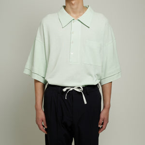 Double Sleeve Polo Shirt (3月末入荷予定)