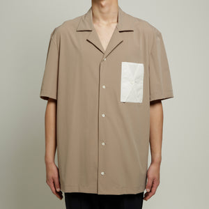 Letter Pocket Shirt (3月末入荷予定)