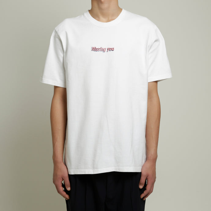 Missing You Tshirt (3月末入荷予定)