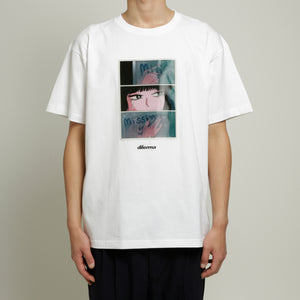 Crying Girl Lenticular Tshirt (3月末入荷予定)