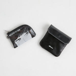 Leather Half Wallet (3月末入荷予定)