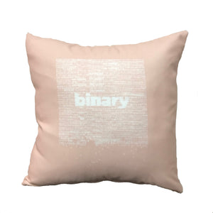 """binary"" Cushion"