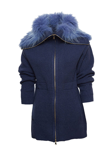 Annette Shearling Coat