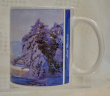 "Mug. ""Loch Morlich in winter"" by Art Scene Scotland"