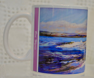 "Mug. ""Ben Wyvis"" by Art Scene Scotland"