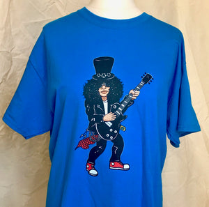 Slash T-shirt.