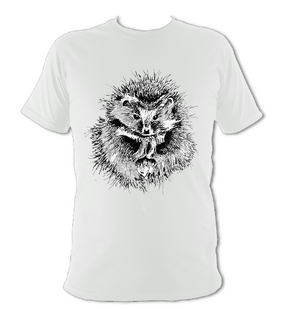 Hedgehog T-shirt.