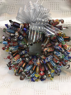 Handmade celebrations sweetly wreath 10SW1