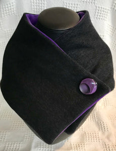 Neck warmer by Varis Crafts. 9nw2