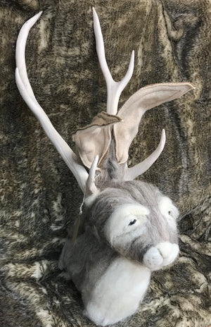 Mythical  North American Jackalope