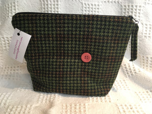 Tweed toilet bag 6ASX39