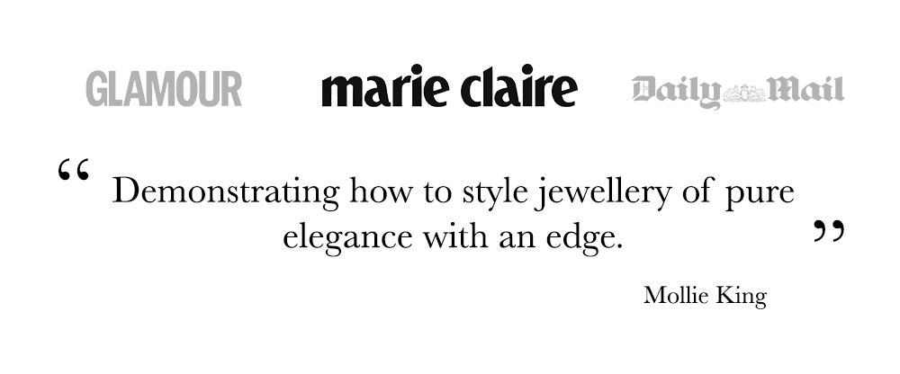 mollie king ivy rose london jewellery quote marie claire
