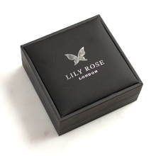 Necklace presentation gift box jewellery lily rose london