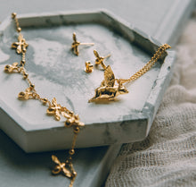 Flying Pig Necklace
