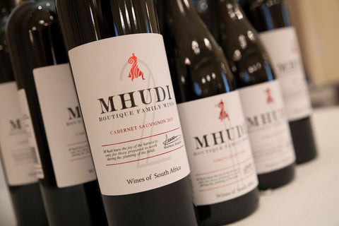 MIXED CASE - MHUDI Family Boutique Wines - 20% DISCOUNT