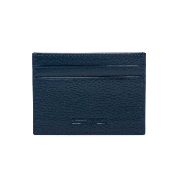Slim Credit Card Holder - Navy