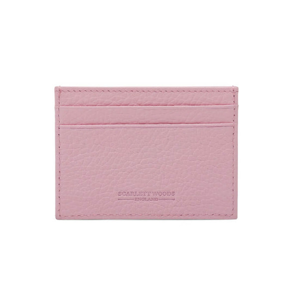Slim Credit Card Holder - Pink