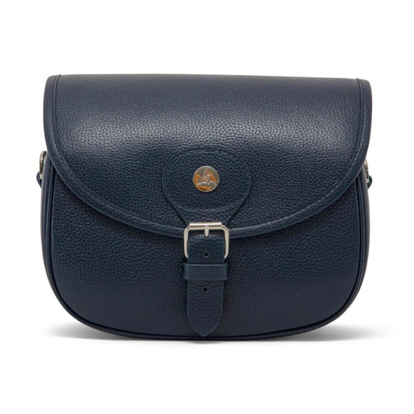 The Cartridge Handbag - Navy