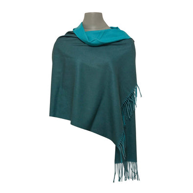 Reversible Pashmina - Green